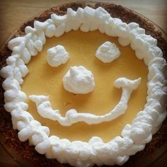 Easy Mango Key Lime Pie. By someone who has had the deliciousness that is the Publix bakery version. :-)