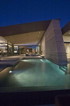 The Redding Residence designed by Kendle Design Collaborative.