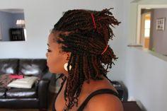 Ombre Braids Tutorial [Video] - http://community.blackhairinformation.com/video-gallery/braids-and-twists-videos/ombre-braids-tutorial-video/
