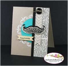 Stampin Up Well Worded card by Sandi @ www.stampingwithsandi.com