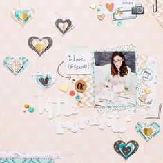Check out our 3 prompts for weekend Scrapbooking inspiration. @fairytalescrapbook is up on the Citrus Twist Kits today with our weekly 3-to-Inspire challenge. Love her prompts! #ctk3toinspire #ctkemerson #scrapbook #scrapbooking #scrapbookinspiration #scrapbookchallenge #scrapbooklayout
