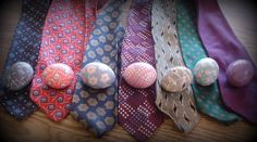 How to use Silk Ties to Dye Easter Eggs (Video)