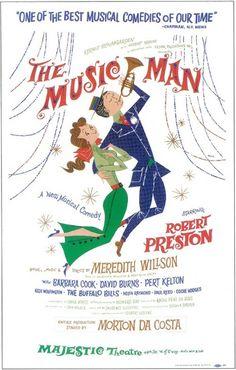 The Music Man: Original Broadway Cast - my favorite musical