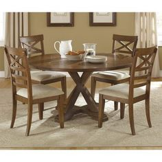 1000 Images About Kitchen Tables On Pinterest Dining Set With Bench Round Dining Set And 60