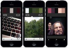 Adobe Kuler dla iPhone'a czyli siatka na kolory http://myap.pl/cb