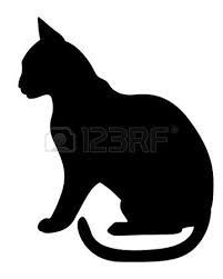Image result for silhouette chat