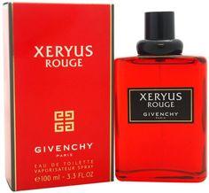 Men Givenchy Xeryus Rouge EDT Spray 3.3 oz