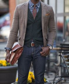 Cool and casual look from nice matching and Showcasing Men's Accessories and Style. Light Blue Dress Shirt, Country Wear, Mens Attire, Ralph Lauren Jeans, Sharp Dressed Man, Nike Outfits, Gentleman Style, Everyday Fashion, Men Dress