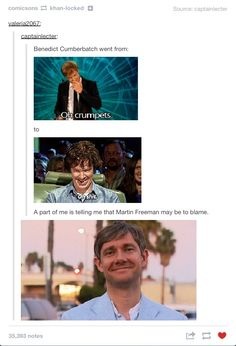 Martin's just so proud!