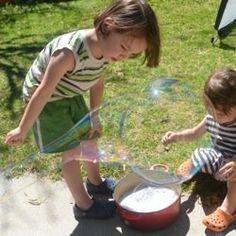 big bubble homemade
