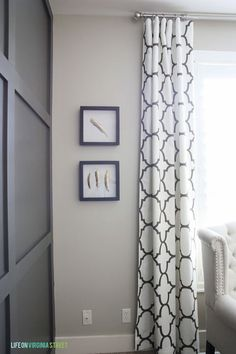 Windsor Smith Riad Custom Grommet Drapes Comes in 11 by LynnChalk