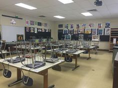That Little Art Teacher: The Beginning of the End of room 169