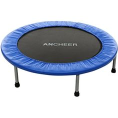 Ancheer Trampolines, Safe Mini Trampolines for Kids, Exercise Fitness Trampoline for Adults