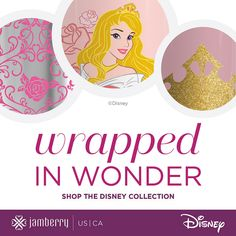 The new Disney collection by Jamberry jennapflumm.jamberry.com