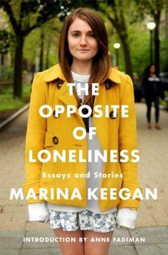 El universo inacabado de Marina Keegan | Babelia | EL PAÍS