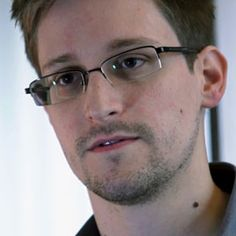 This is a picture of Edward Snowden the whistleblower who helped and is still helping us know how the  government is miss using the amendments to use for there benefit
