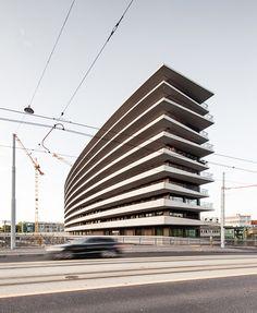 Studentwohnheim in Genf (Fotos: Radek Brunecky)