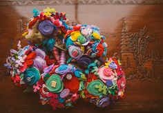 A Unique & Colourful, Carnival Themed Wedding In Brighton | Bridal Musings