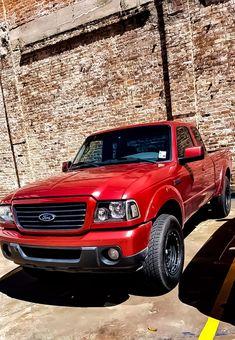 Ford Ranger Mods, Custom Ford Ranger, 2008 Ford Ranger, Ranger 4x4, Mini Trucks, Lifted Trucks, Ford Trucks, Ford Ranger Supercab, Electric Cars