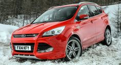 The company has announced the release to the market of their new 2015 Ford Kuga car model. The Ford Kuga is a mid-size SUV is set to be highly powerful and a great competitor to models like Mazda Honda CR-V, and Kia Sorrento. High Performance Cars, Mid Size Suv, Sports Models, Ford News, Honda Cr, Latest Cars, Car Ford, Custom Cars, Door Mirrors