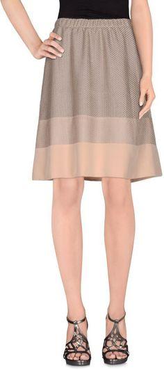 DOROTHEE SCHUMACHER Knee length skirts