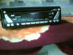RADIO SAMOCHODOWE DENVER CAD-350-W dobrym stanie .