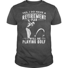 I Will Be Playing Golf t shirts and hoodies #AllAboutGolfAndGolfThings!