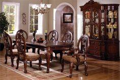 Elegant Dining Room Table Settings