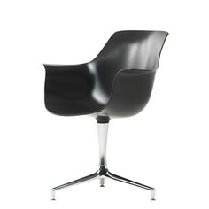 JK 810 Jorgen Kastholm Lange Production danish designer office chair