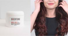 Brunettes Can Get Rose Gold Hair at Home With These in-Shower Treatments    The initial launch sold out in just three days. https://www.popsugar.com/beauty/Overtone-Rose-Gold-Brown-Hair-Deep-Treatment-44650935?utm_campaign=crowdfire&utm_content=crowdfire&utm_medium=social&utm_source=pinterest