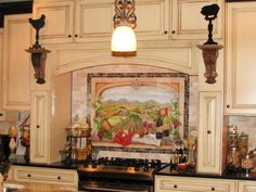 HGTV has inspirational pictures, ideas and expert tips on vineyard kitchen decor for elements of wine-country style in your kitchen design.