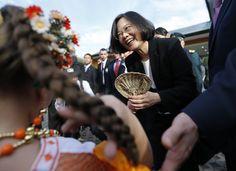 President Tsai Ing-wen: Beijing must respect Taiwan's democratic will
