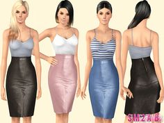 .:453 - Stilysh outfit:. Found in TSR Category 'Sims 3 Female Clothing'