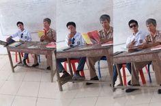 Kelakuan Siswa SMU di Dalam Kelas Ini Sungguh Terlalu Bikin Netizen Berang - http://www.rancahpost.co.id/20161062345/kelakuan-siswa-smu-di-dalam-kelas-ini-sungguh-terlalu-bikin-netizen-berang/