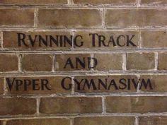Hart House gym