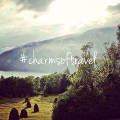 View over lake Bicaz, Romania Simple Blog, Romania, Charms, Nature, Travel, Naturaleza, Viajes, Destinations, Traveling