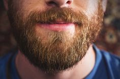 beards :) I don't know what to pin this under. But boy is that one nice beard.