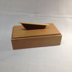 Handcrafted art deco style keepsake or jewelry box that would make a beautiful decorative accent in any room. by SolsWoodworkingShop on Etsy