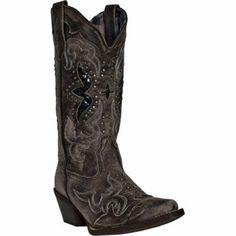 Laredo Women's Lucretia 13 in. Shaft Western Leather Boot