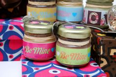 Brigaderia Candy Party, Coffee Cans, Mason Jars, Canning, Drinks, Food, Products, Packaging, Drinking