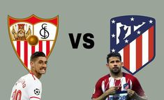 25-2-2018. Sevilla 2 -Atlético de Madrid 5. Aupa Atleti!!!
