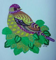 Animal Kingdom By Millie Marotta Colored Tammy L
