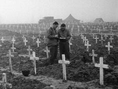 With over 28,000 Americans, Allied and German servicemen laid to rest within its fields the Margraten cemetery in Holland is one of the largest World War II cemeteries.