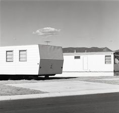 Robert Adams. There's a slight element of Friedlander humour here. I don't know what to make of it but it's nice a change of pace.