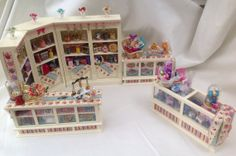 Sweets & Treats - Dolls House Miniatures - Candy Sweet Shop Complete Counter and Shelves Set on Etsy, $447.90 CAD