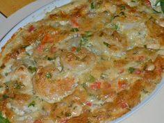 Chef JD's Cuisine & Travel Website Turnstile : Shrimp and Scallop Imperial