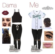 """""""Surprise dance"""" by rylee1116 on Polyvore featuring Converse, Young & Reckless and Lime Crime"""