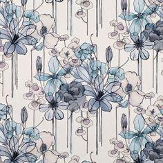 print & pattern: TEXTILES - villa nova