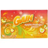 Gain With Freshlock Apple Mango Tango Dryer Sheets 105 Count (Pack of 3) (Health and Beauty)By GAIN