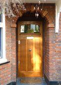 London Doors, Front Door, Twenties Door